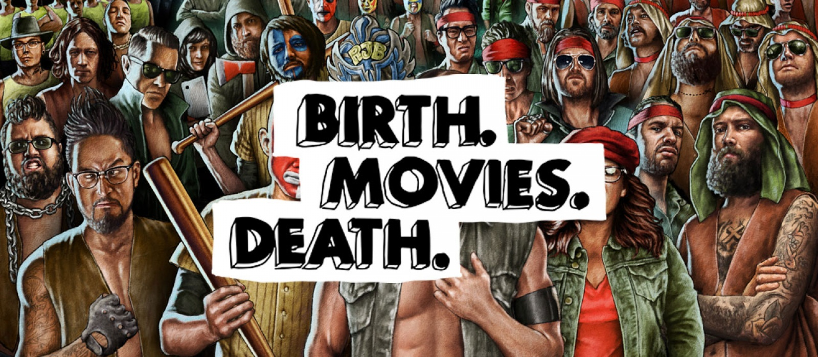 BIRTH.MOVIES.DEATH. reports from MondoCon 2015